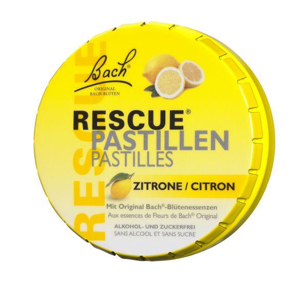 RESCUE pastilky 50g Bachova terapie - citron