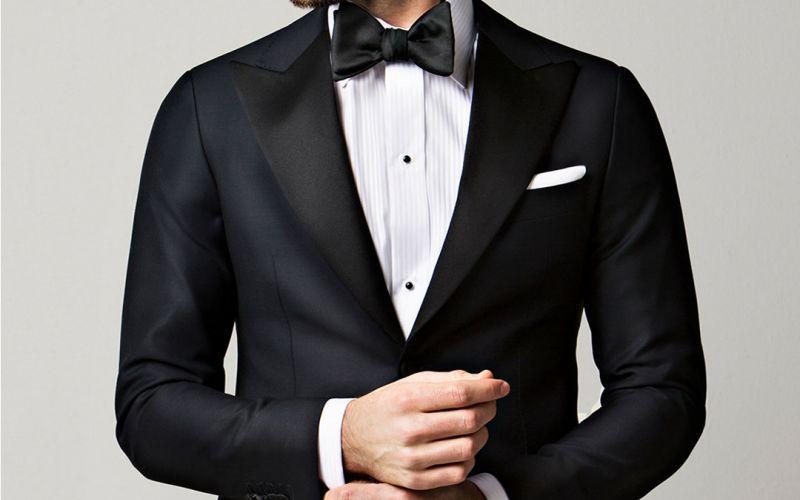 Black tie, white tie, aneb jak je to s tím dress kódem?