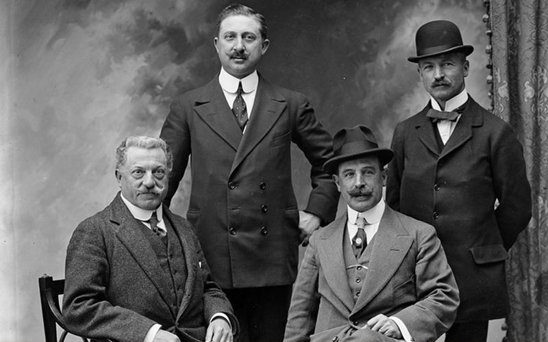 Ako sa menila pánska móda posledných 100 rokov?
