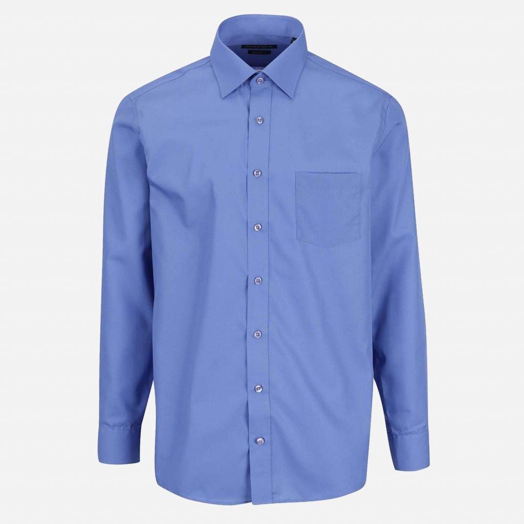 Modrá Royal pánska košeľa, Regular fit