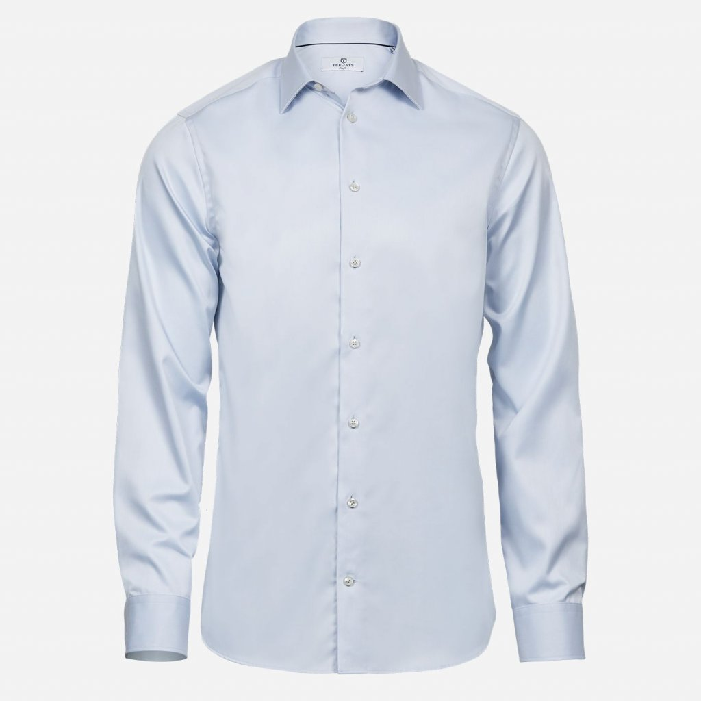 Svetlomodrá pánska košeľa Tee Jays