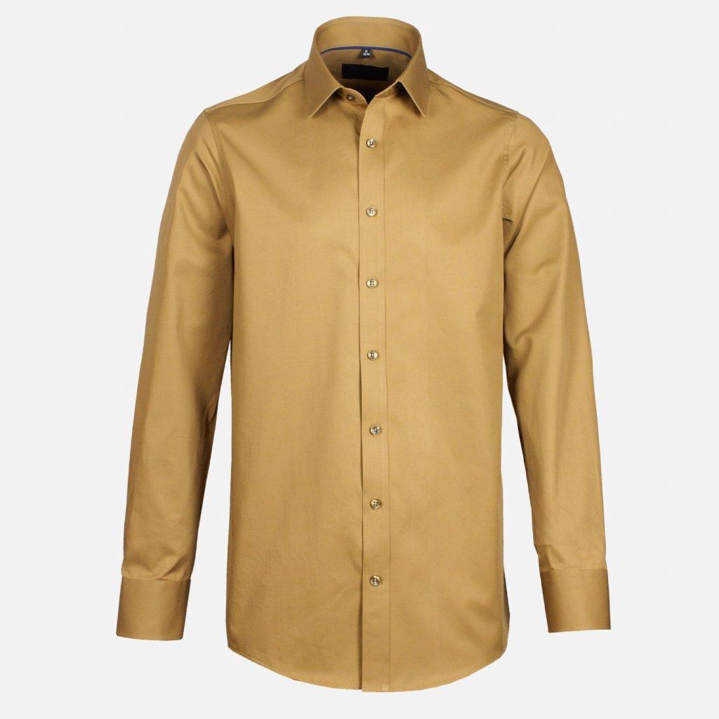 Piesková pánska košeľa