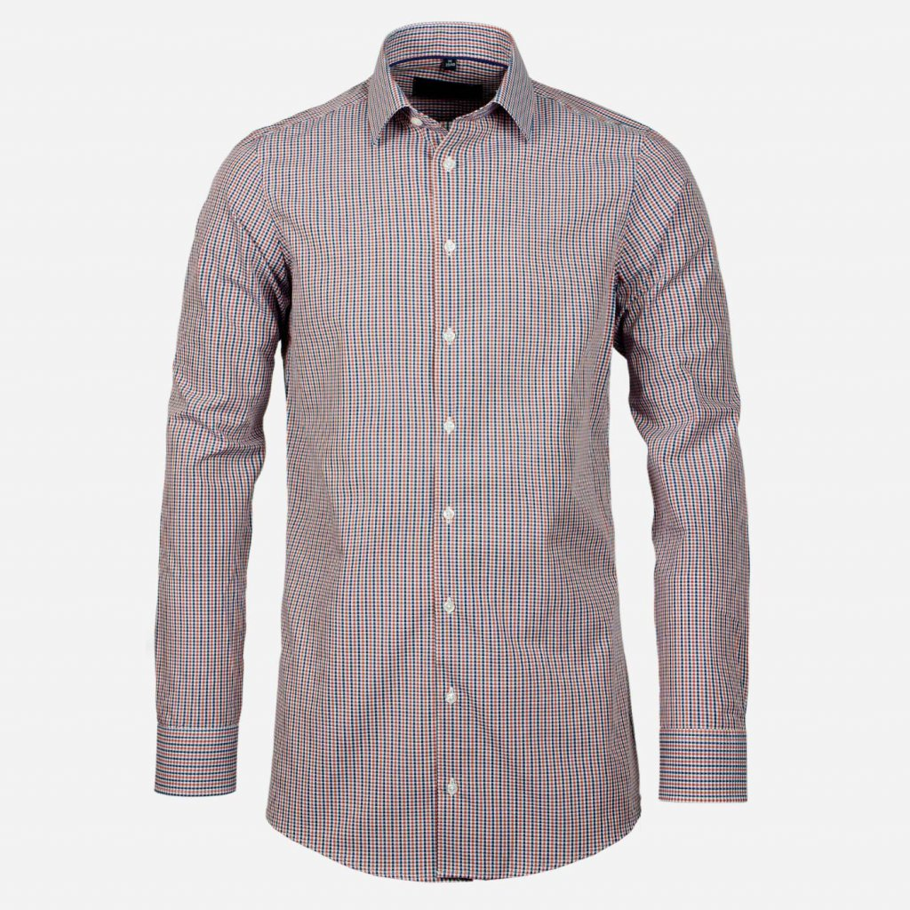 Pánska košeľa predĺžený rukáv