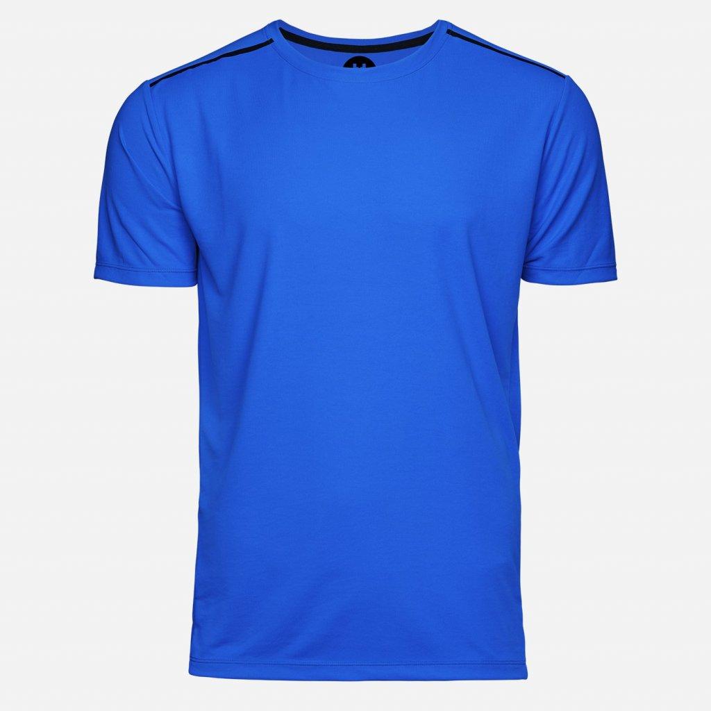 Azúrové športové tričko 1
