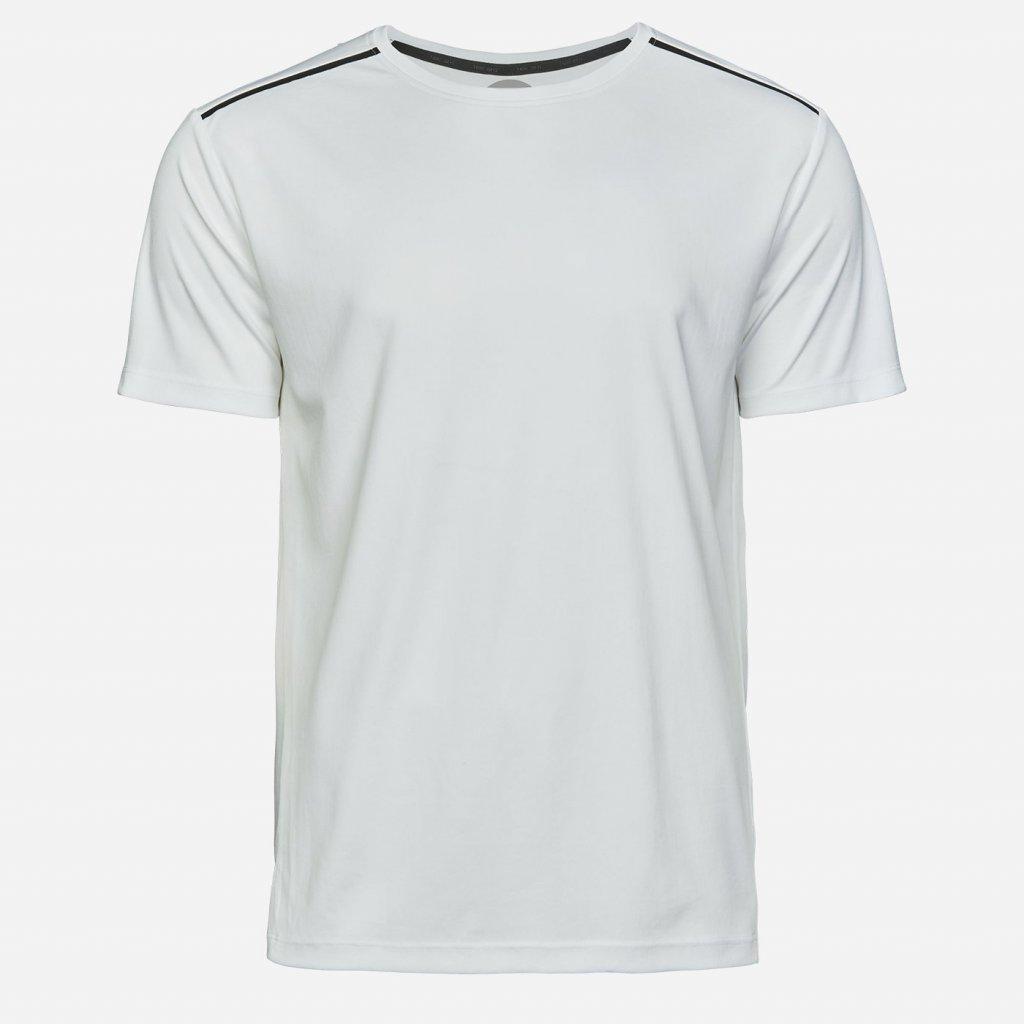 Biele tričko na šport
