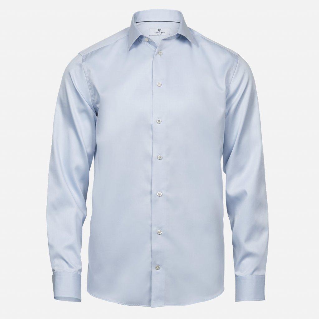 Modrá košeľa Regular