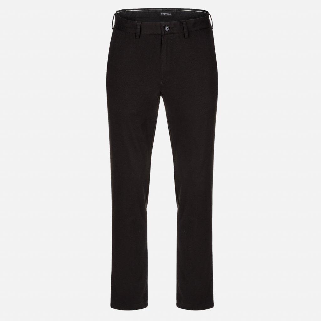 Čierne Chinos nohavice