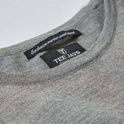 sivy merino sveter
