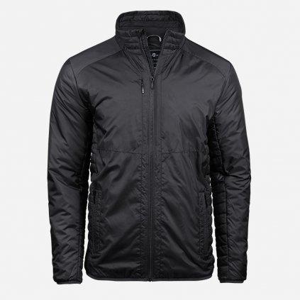Čierna ľahká bunda Newport