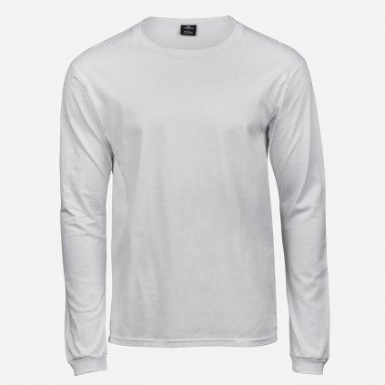 biele tričko z organickej bavlny