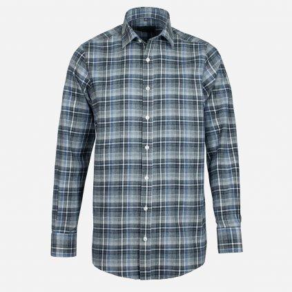 Flanelová košeľa Regular fit