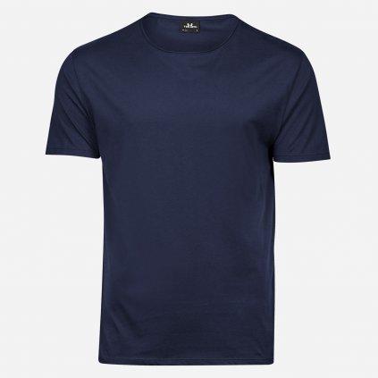 Modré raw tričko