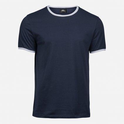 Modré tričko Ringer