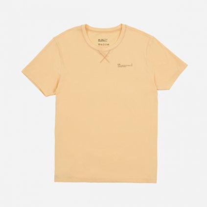 Bamboo Tshirt Front RoyalYellow