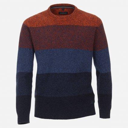 Pruhovaný pánsky sveter