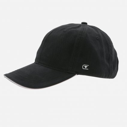 Čierna šiltovka CASAMODA