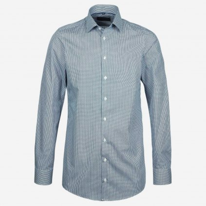 Vzorovaná pánska košeľa