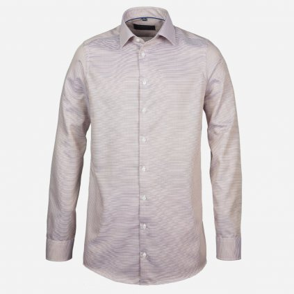 Pánska košeľa s jemným vzorom