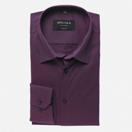 Elegantná pánska košeľa, Slim fit