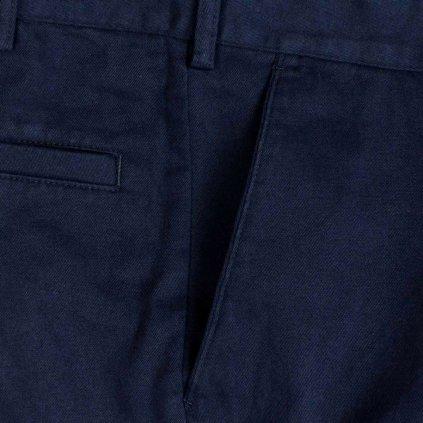 modre panske nohavice