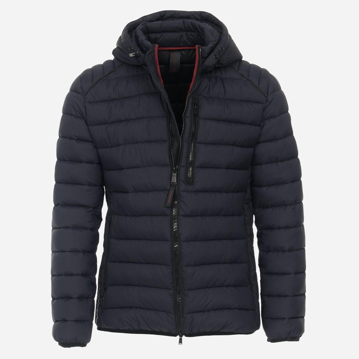 Modrá zimná pánska bunda, CASAMODA Veľkosť: L