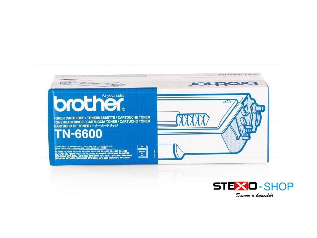 Brother TN 6600