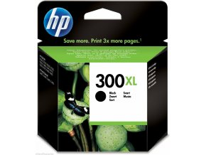 HP 300 XL Black