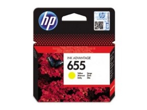 HP 655 Yellow