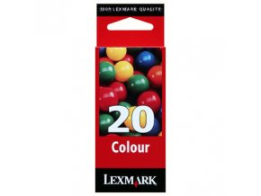 3136 inkoustova cartridge lexmark z51 z42 z43 z53 x73 x83 15mx120e color 20 html