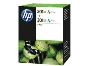 HP 301XL High Yield 330 Pages Tri colour Original