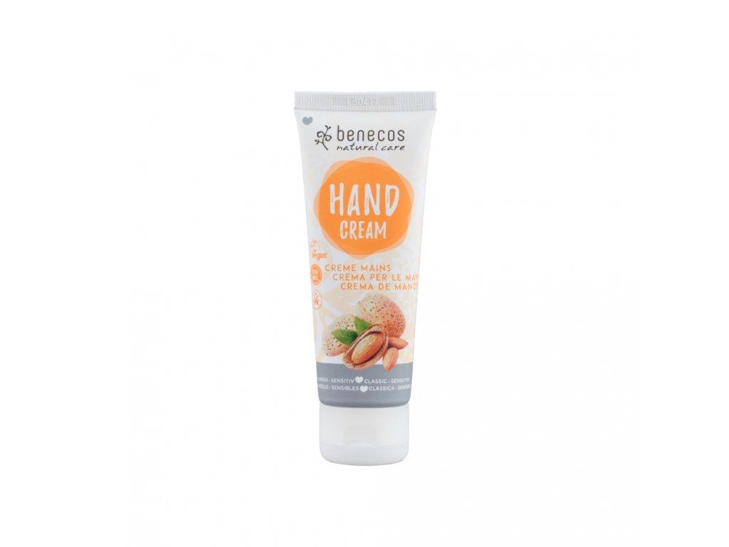 benecos Krém na ruce pro citlivou pokožku, 75ml