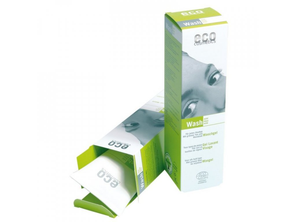 Eco Cosmetics Čistící gel na obličej
