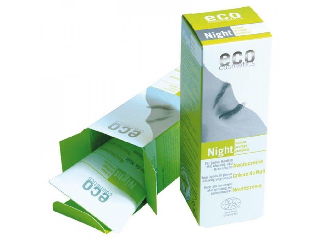 Eco Cosmetics Noční krém