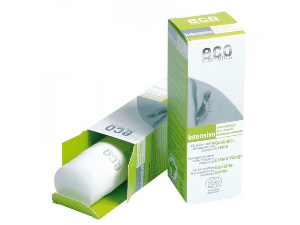 Eco Cosmetics Intenzivní pleťový krém