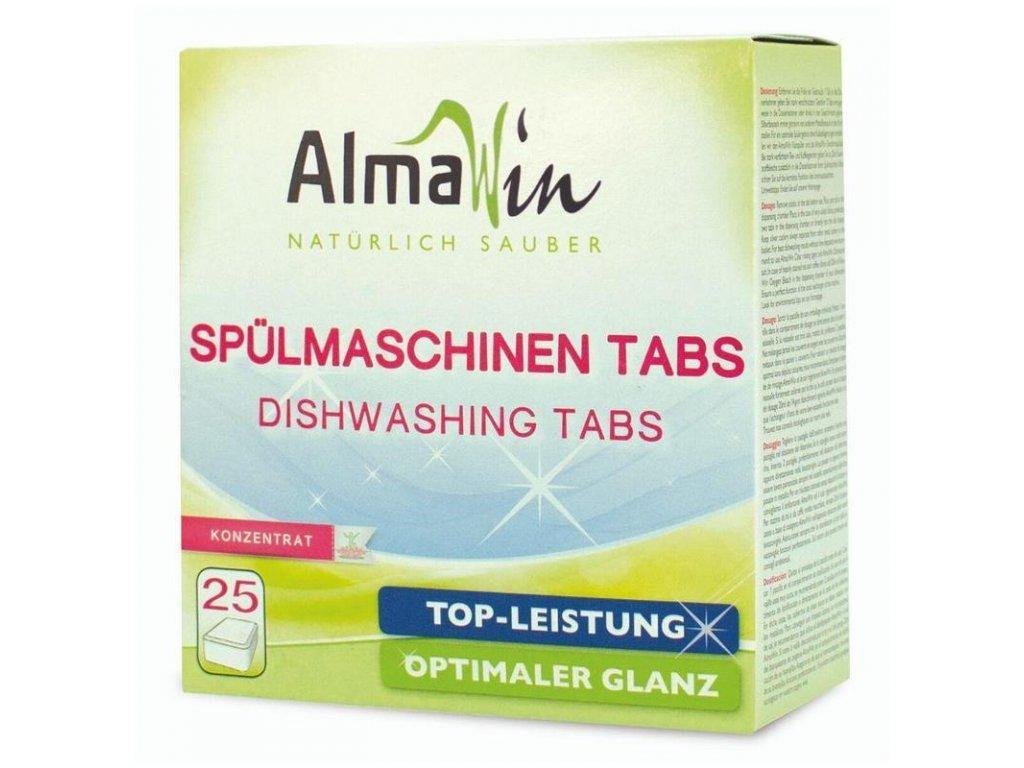 Almawin Tablety do myčky, 25ks