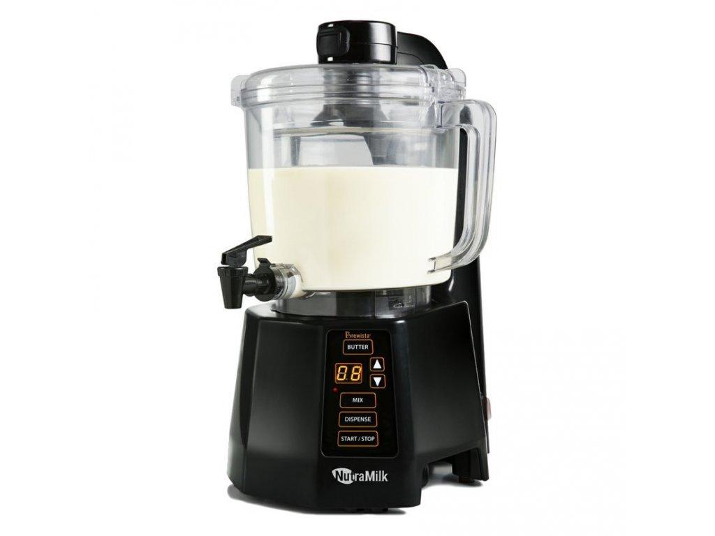 NutraMilk výrobník rostlinných mlék a másel