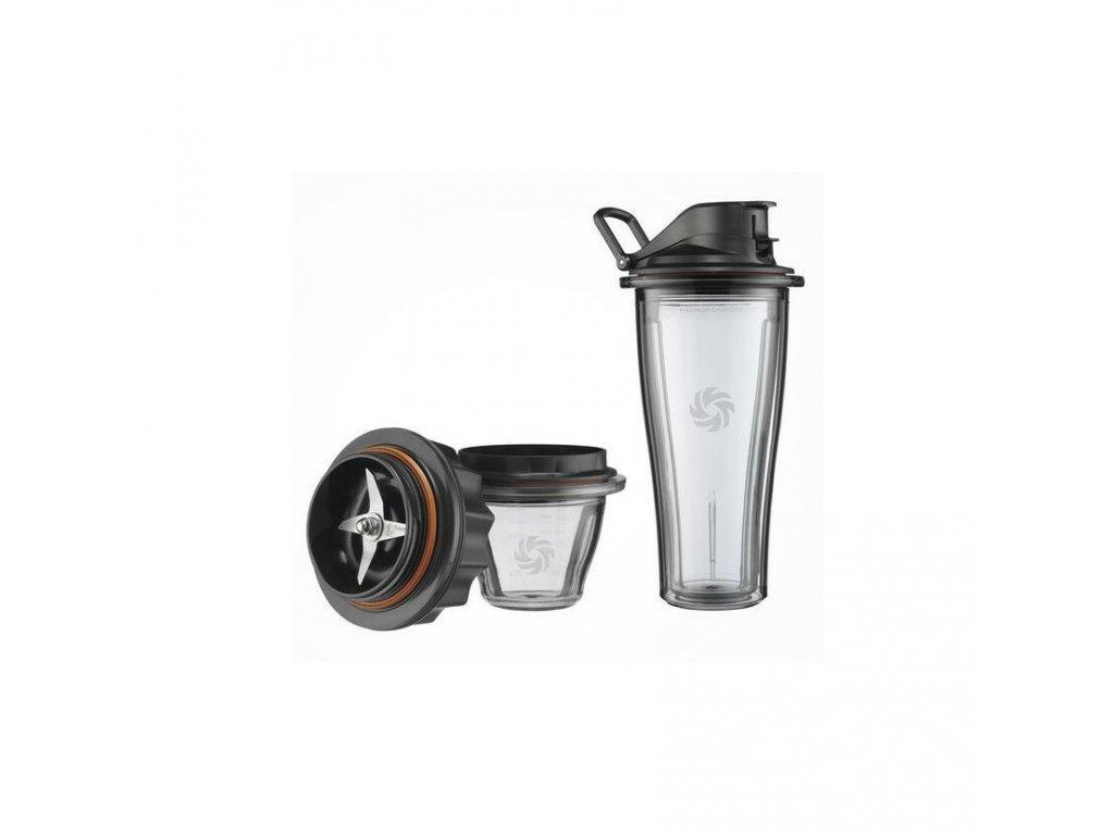 Vitamix Ascent - Set - nádoba 0,225l + 0,6l včetně nožové jednotky