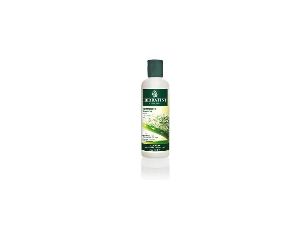 Herbatint Normalising Shampoo - šampon na barvené vlasy