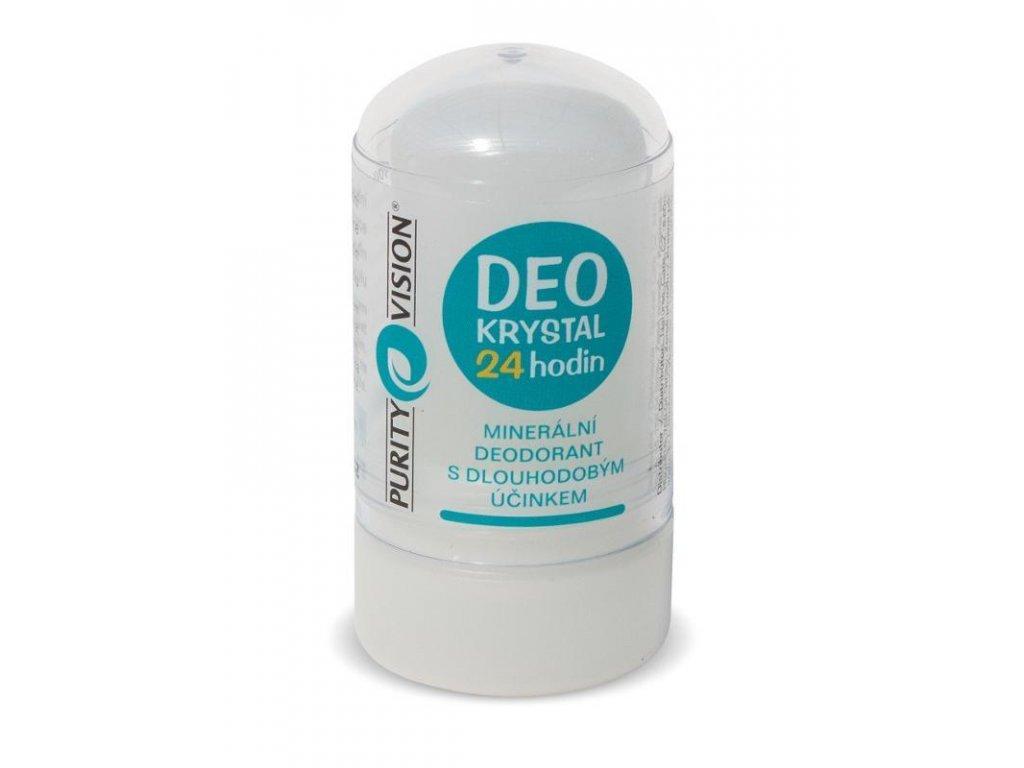 Purity Vision deo krystal - přírodní deodorant