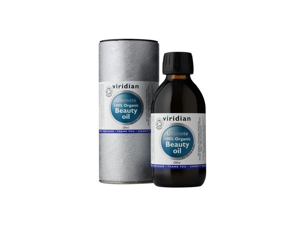 Viridian Bio Beauty olej, 200ml