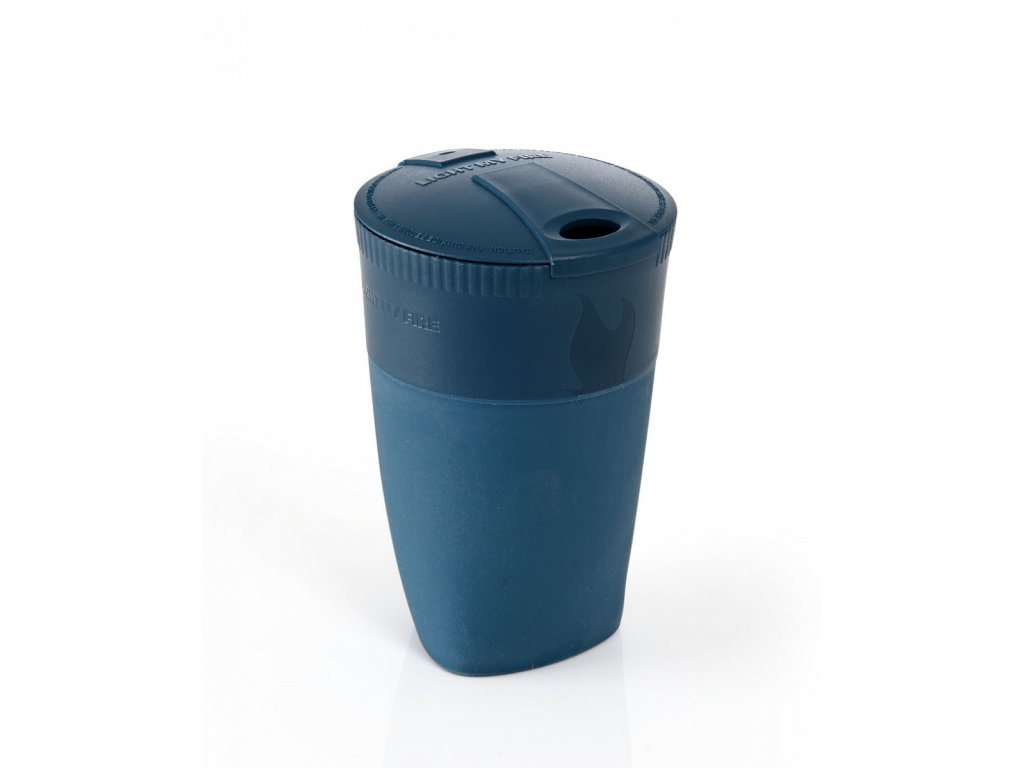 Light My Fire Pack-up Cup BIO, modrá