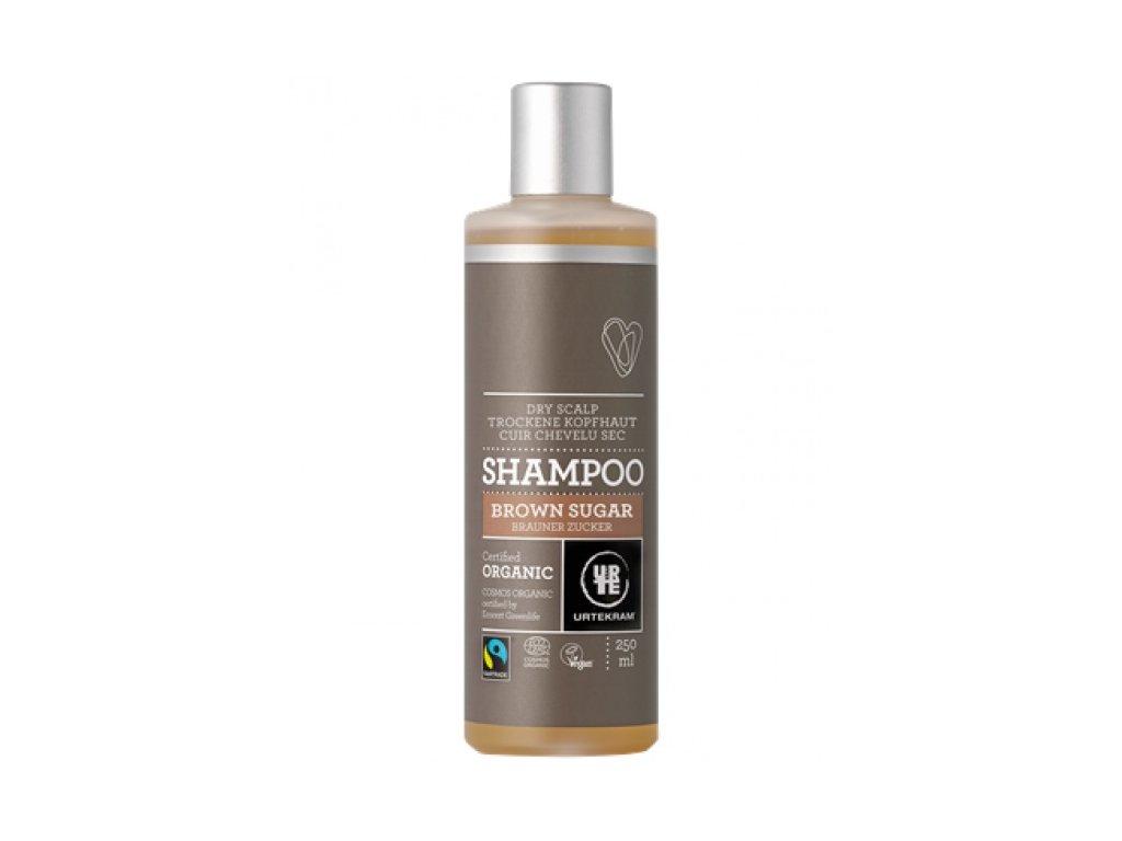 Urtekram Šampon brown sugar, 250ml