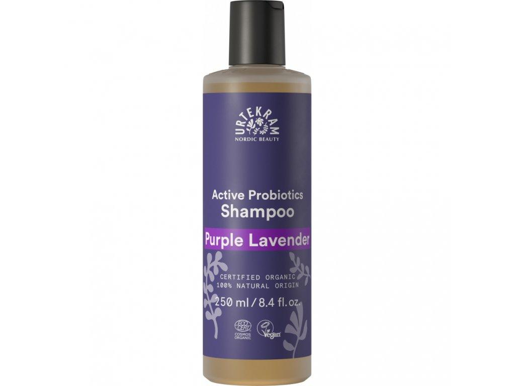 Urtekram Šampon levandulový, 250ml - přírodní kosmetika