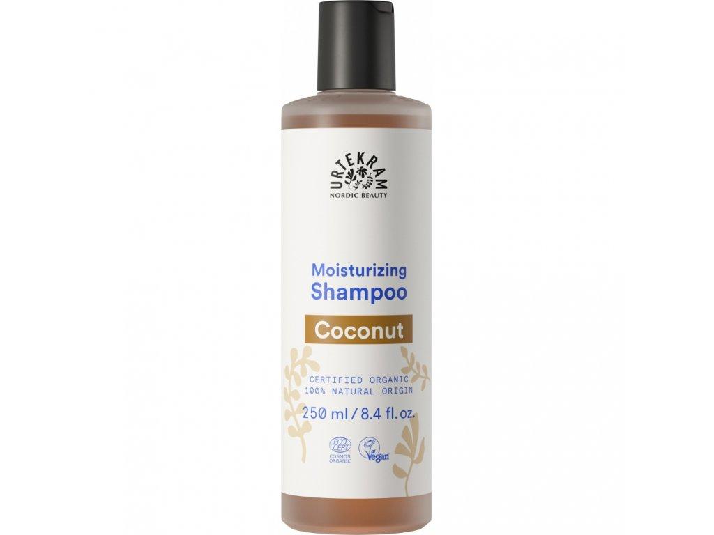 Urtekram Šampon kokosový, 250ml