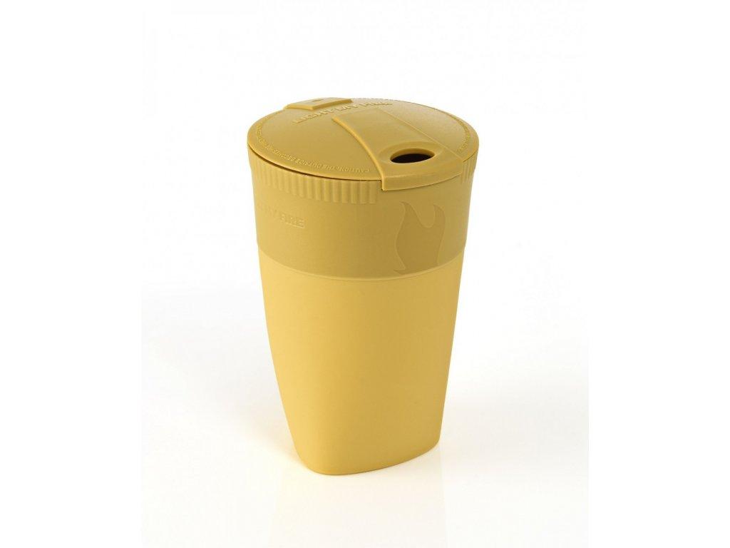 Light My Fire Pack-up Cup BIO, žlutá