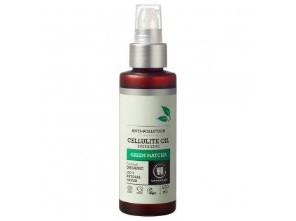 Urtekram Tělový olej Matcha proti celulitidě
