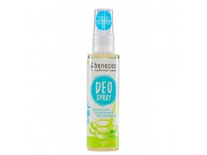benecos Deo-Spray aloe vera