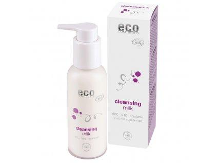 Eco Cosmetics Čistící mléko