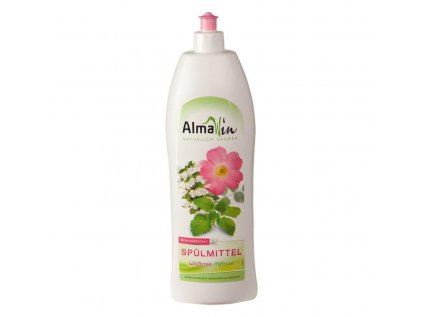 Almawin Nádobí divoká růže - meduňka, 1l