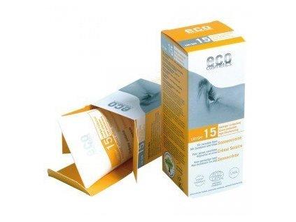 Přírodní opalovací krém Eco Cosmetics Opalovací krém SPF 25 BIO